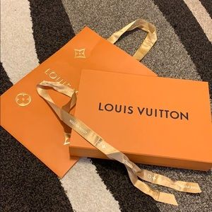 Louis Vuitton gift set